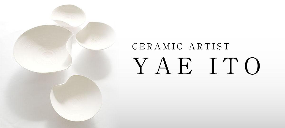 CERAMIC ARTIST YAE ITO